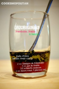 vinaigrette fraise 2