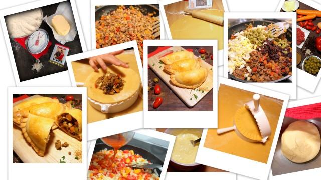 empanadas montage